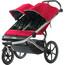 Thule Urban Glide barnvagnar 2-sits röd/svart